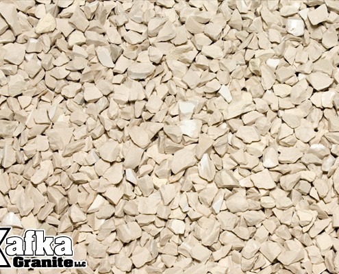 Recycled Porcelain Aggregate