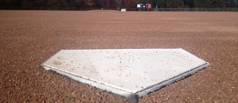 Burma Red Stabilized Infield - Mosinee, WI