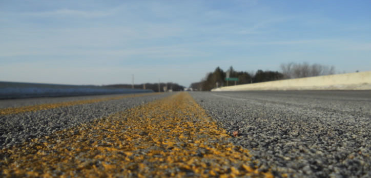 HIGH FRICTION SURFACING MAKES FOR SAFER DRIVING
