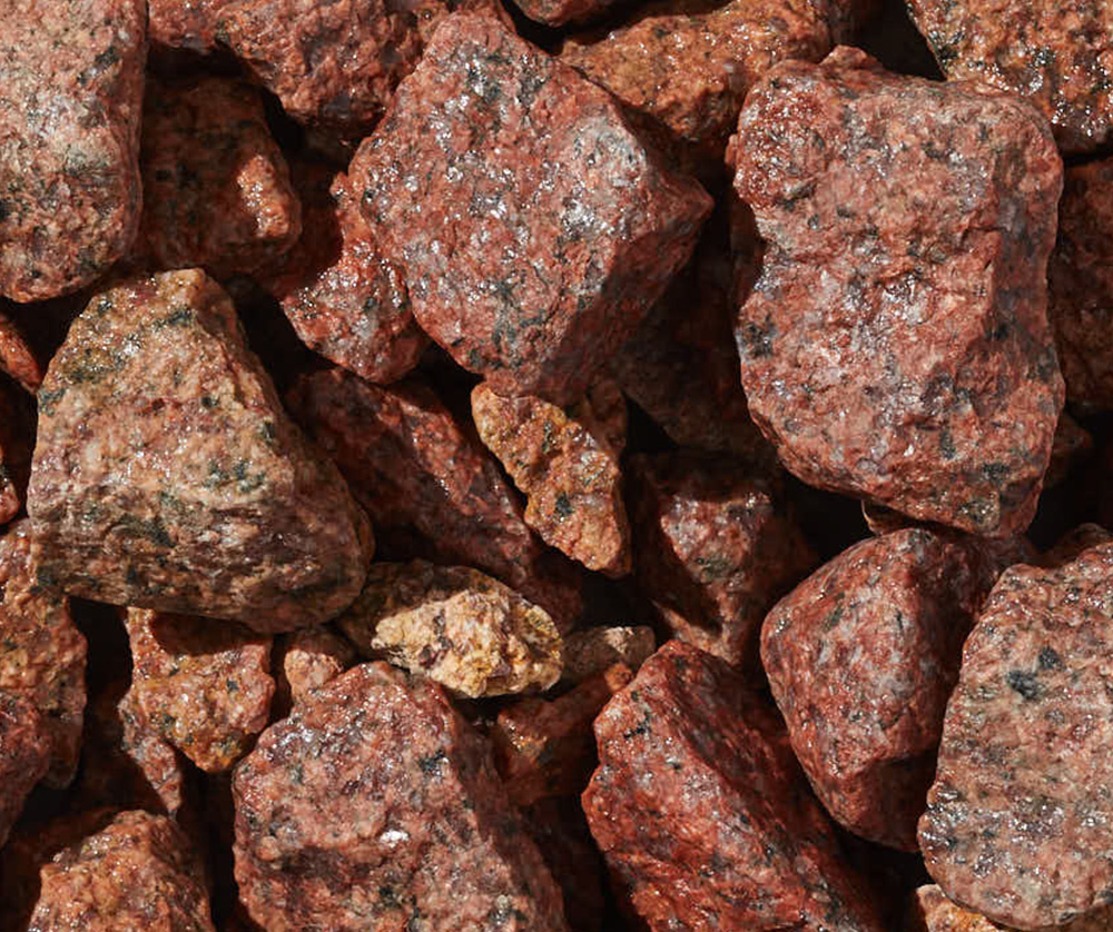 Ruby Red Granite : Landscape stone for homes and businesses kafka granite