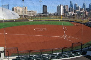 Burma Red Hilltopper Infield Mix - Penn Park - University of Pennsylvania - Philadelphia, PA