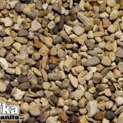Buff River Tan Pebbles