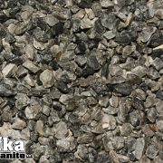 Sierra Black Granite Architectural Aggregate