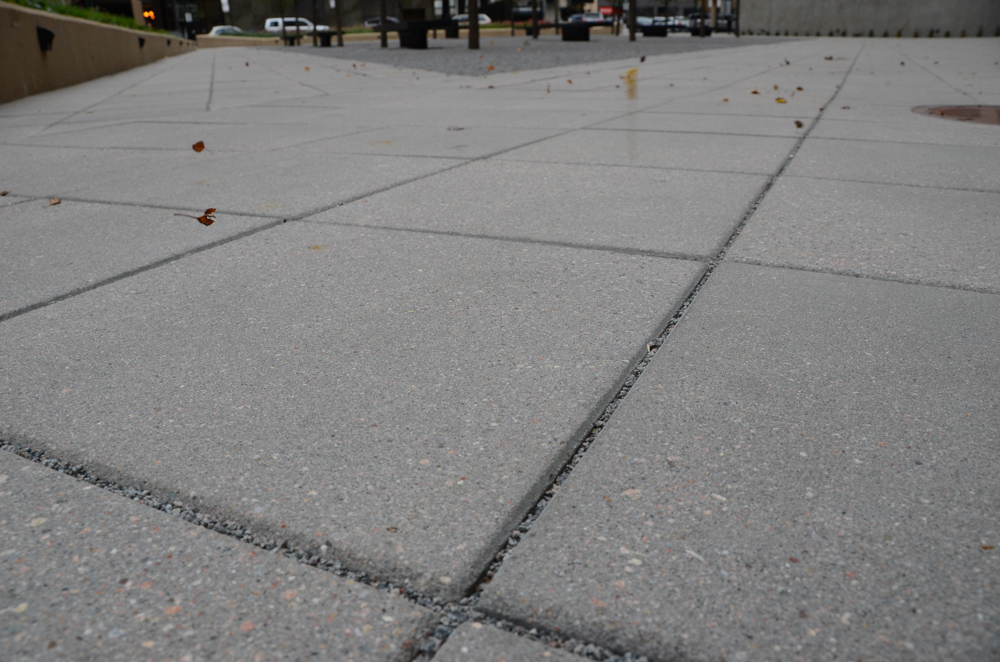 pavers at metropolitan correctional center