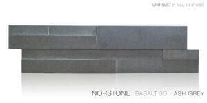 Basalt 3D Panels