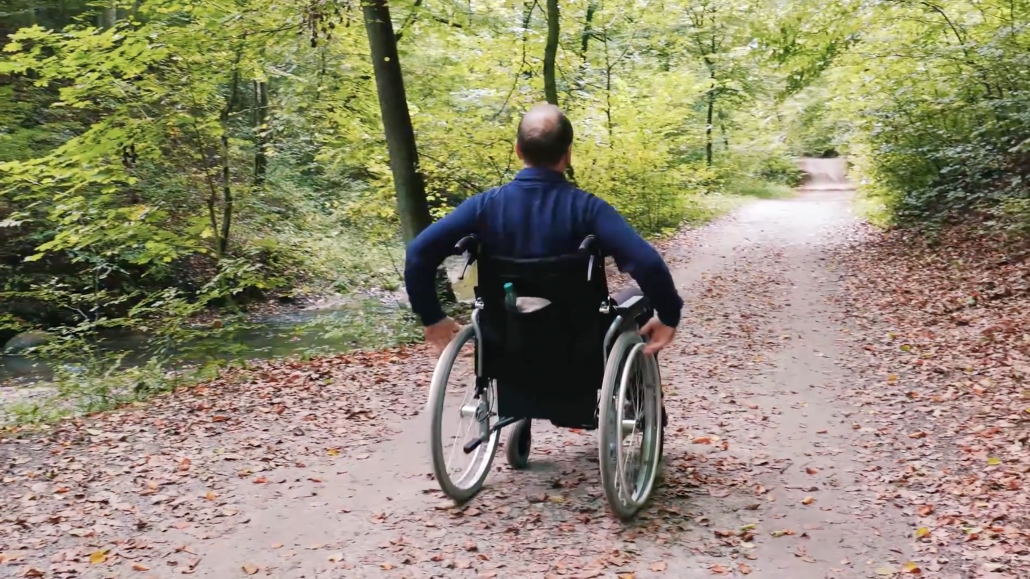 Kafka Granite's Guide To Wheelchair-Accessible Pathway
