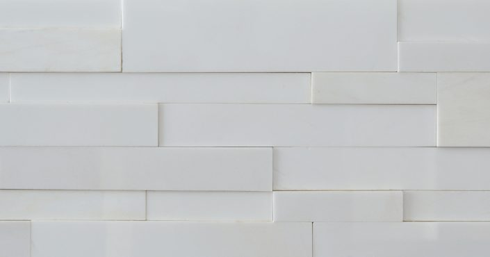 Aksent White Marble