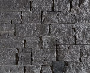 Starlight Black Granite - Dimensional Drystack