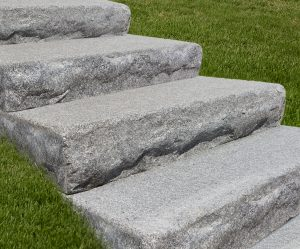 Imperial Gray Thermal-Top Steps