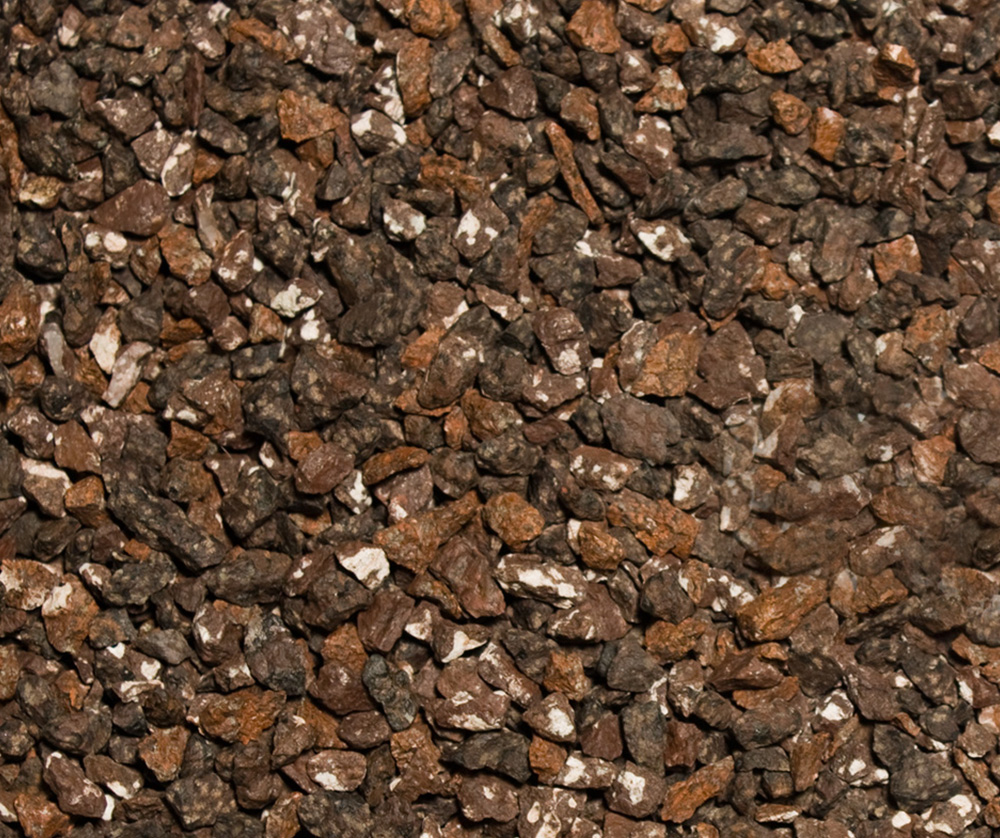 Chocolate Brown Granite - Aggregate