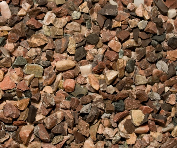Dusty Rose Marble - Aggregate