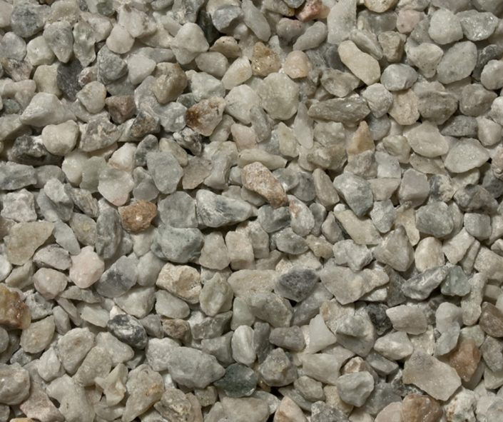 Misty Gray Marble - Aggregate