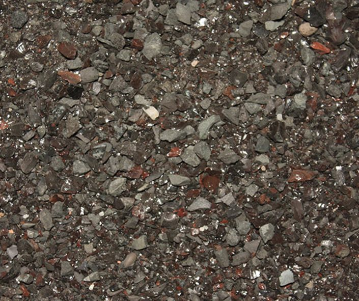 Recycled Copper Slag - Aggregate