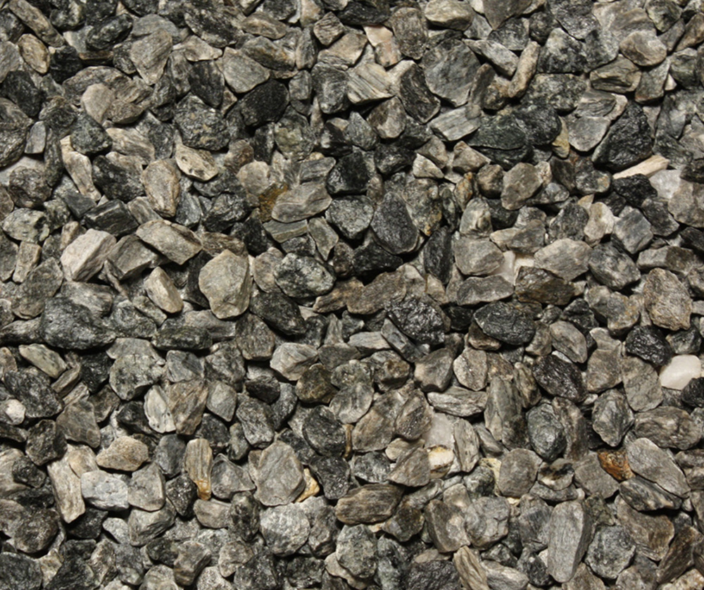 Sierra Black Granite - Aggregate