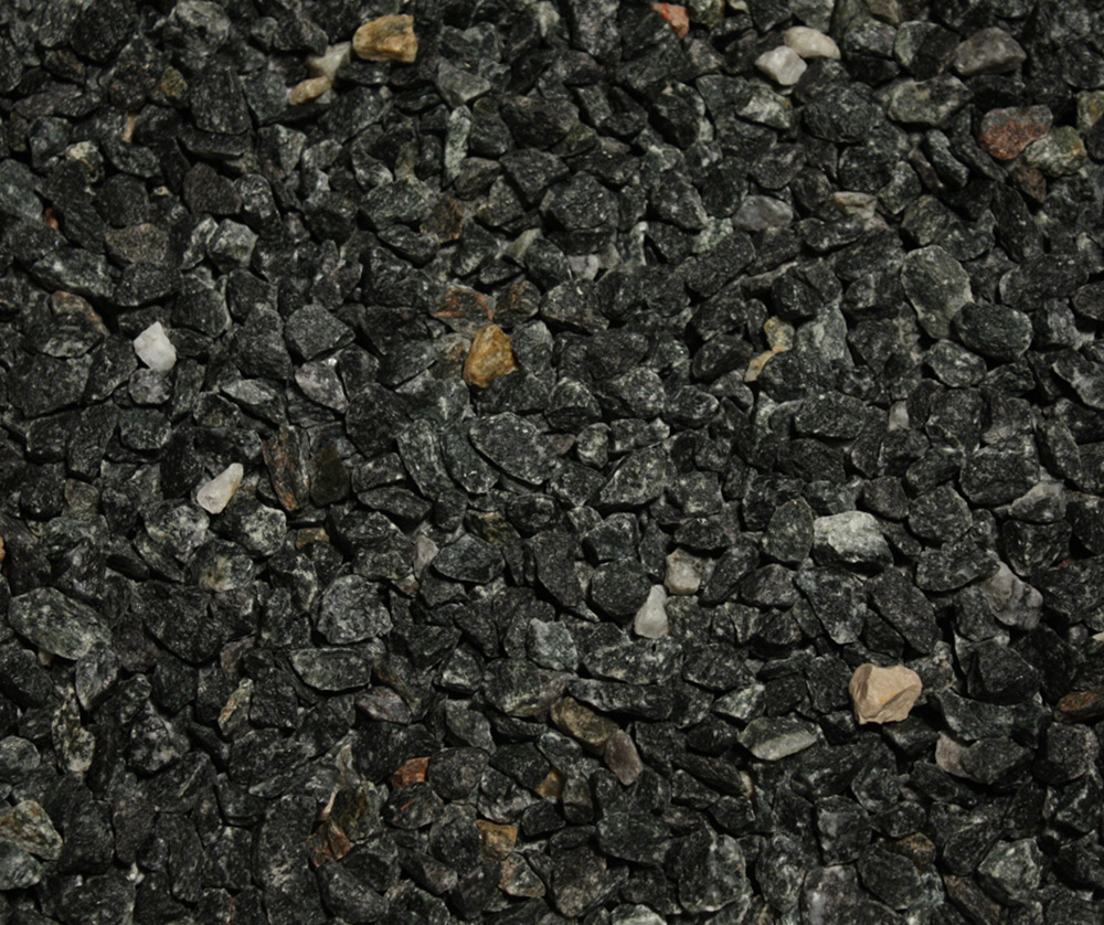 Twilight Black Granite - Aggregate
