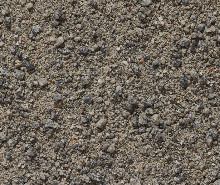 "Imperial Gray Manufactured Sand 1/4"" -"