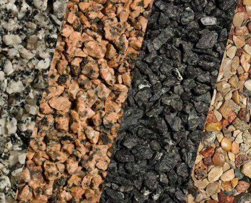Specialty Aggregate Colors