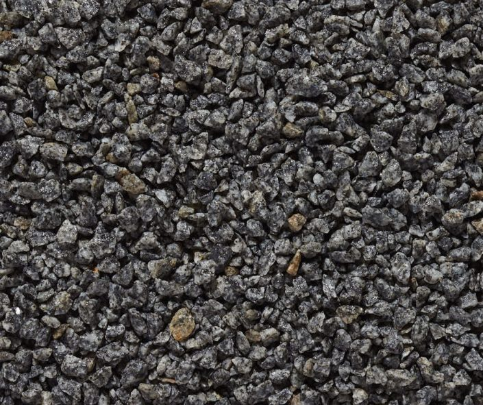 "Imperial Gray Specialty Aggregate 1/4"" x 1/8"""