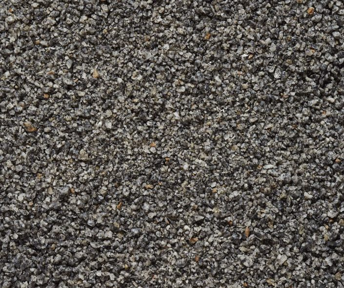 "Imperial Gray Specialty Aggregate 1/8"" x 18 Mesh"