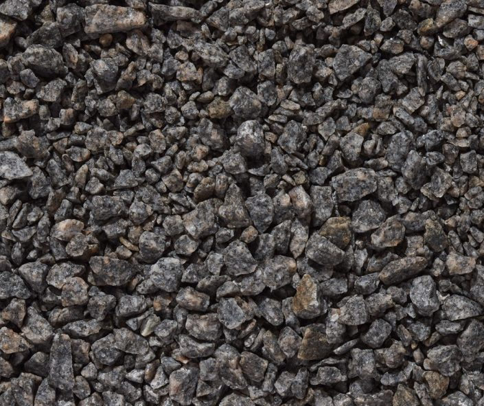 "Imperial Gray Specialty Aggregate 3/8"" x 1/8"""