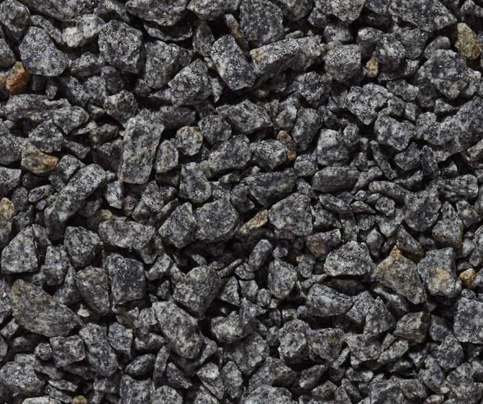 "Imperial Gray Specialty Aggregate 9/16"" x 3/16"""