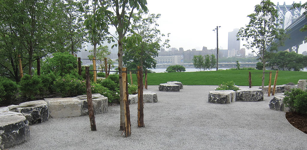 Stabilized Pathway Mix Brooklyn Bridge
