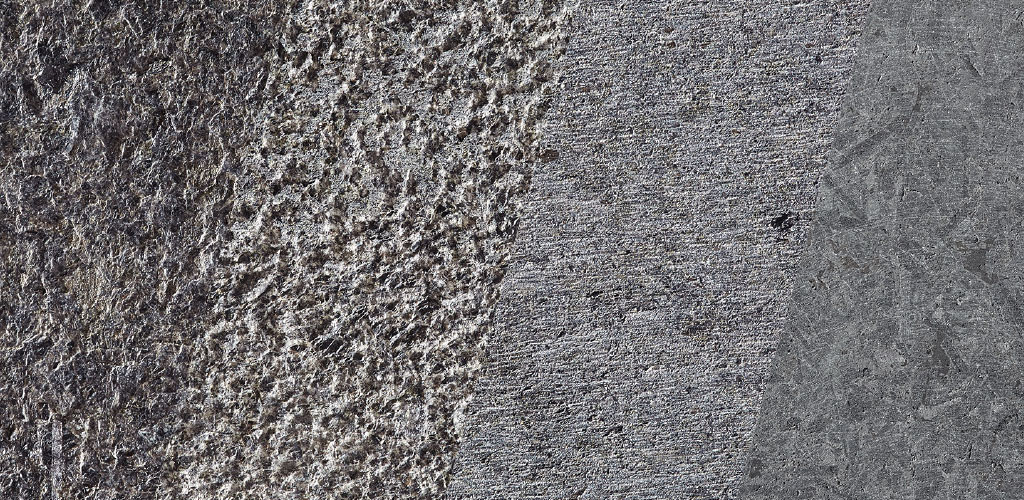 Natural Stone Hardscapes Colors and Finishes